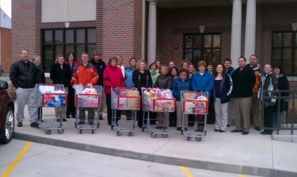 Food Pantry Donation